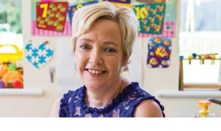 Childminding Ireland's Linda Fallon in Irish Country Magazine