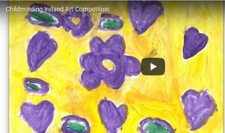 Childminding Ireland Autumn Art Competition 2018